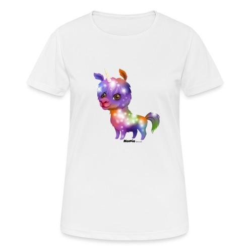 Llamacorn - Vrouwen T-shirt ademend actief