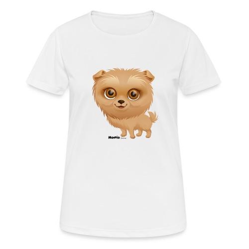 Dog - Vrouwen T-shirt ademend actief