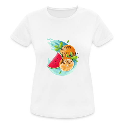 20190618 005537 0000 - Frauen T-Shirt atmungsaktiv
