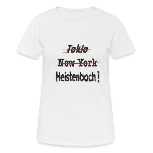 65558 Heistenbach - Frauen T-Shirt atmungsaktiv