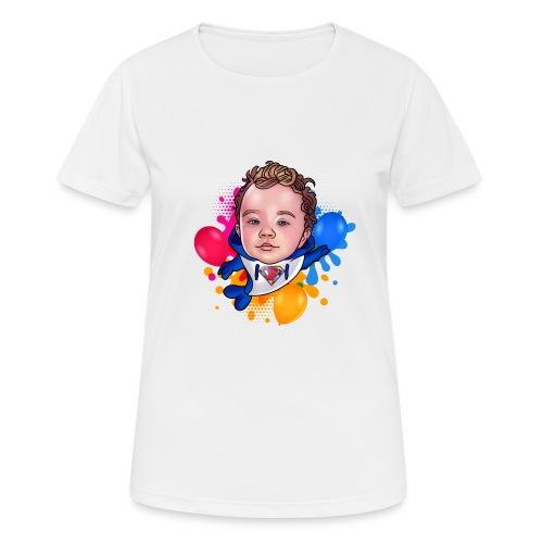 Leon - Women's Breathable T-Shirt