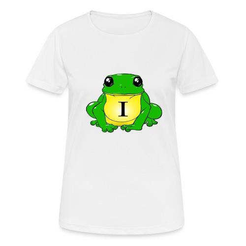 IndirectHat -LOGO- - Maglietta da donna traspirante