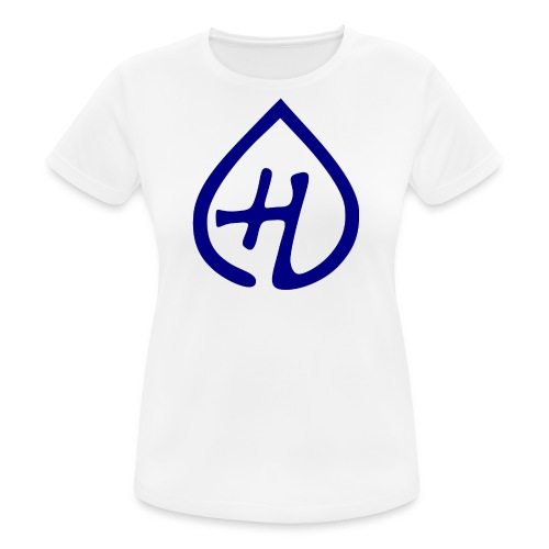 Hangprinter logo - Andningsaktiv T-shirt dam