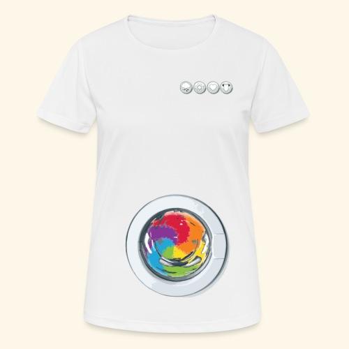 Rainbow Laundry-Unisex - Women's Breathable T-Shirt