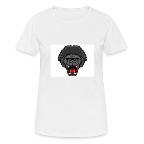 gorilla - vrouwen T-shirt ademend