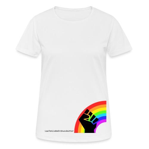 Rainbow! - Frauen T-Shirt atmungsaktiv