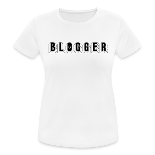0181 Blogger | Blog | Website | Homepage - Women's Breathable T-Shirt