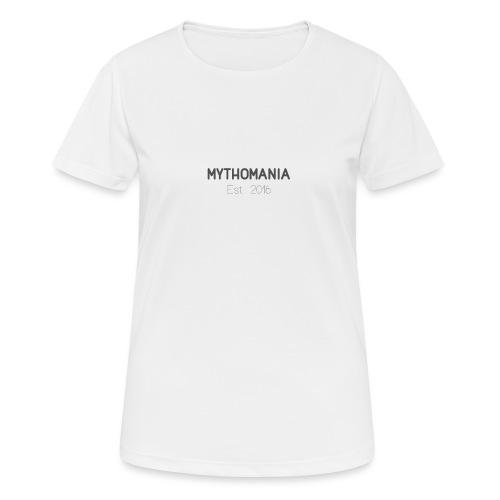 MYTHOMANIA - Vrouwen T-shirt ademend actief