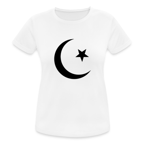 islam-logo - Women's Breathable T-Shirt