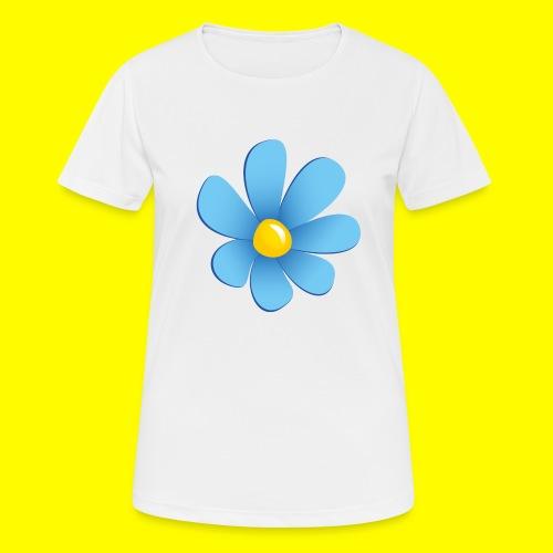 Sverigedemokraterna - Andningsaktiv T-shirt dam