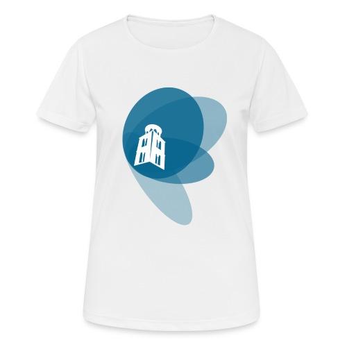 Maglietta a manica lunga - Maglietta da donna traspirante