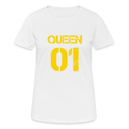 Queen - Koszulka damska oddychająca
