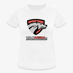 Vanheim Sport - Andningsaktiv T-shirt dam