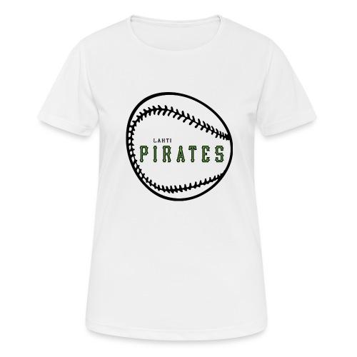 Urheiluvaatteet - naisten tekninen t-paita