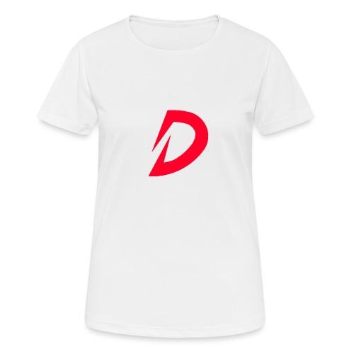 Destra Logo by Atelier render red - vrouwen T-shirt ademend