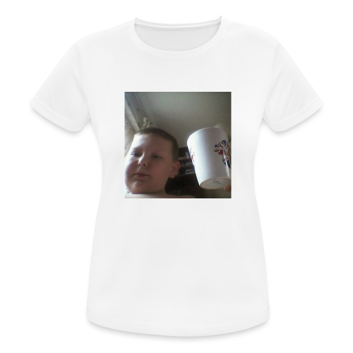 photo - Women's Breathable T-Shirt