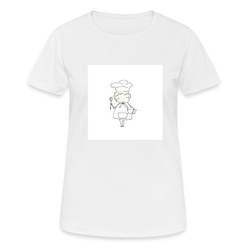 Maglietta 1 - Maglietta da donna traspirante