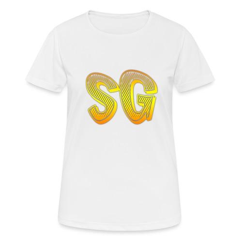 Cover S6 - Maglietta da donna traspirante