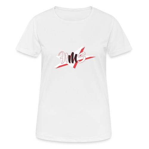 3 - Women's Breathable T-Shirt