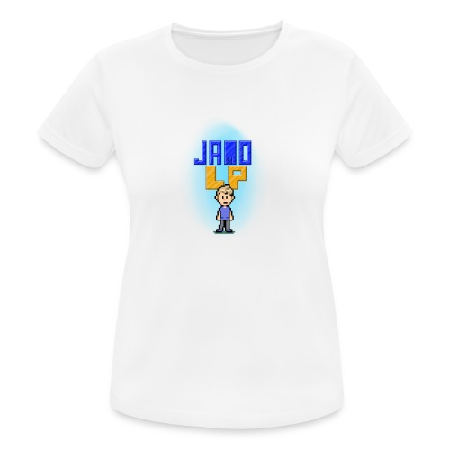 Pixel Jamo - Dame T-shirt svedtransporterende