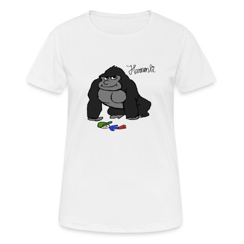 Harambae - Vrouwen T-shirt ademend actief