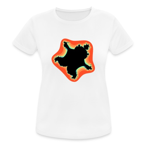 Burn Burn Quintic - Women's Breathable T-Shirt