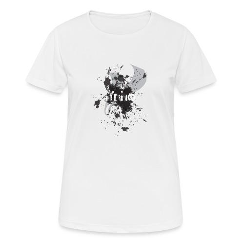 Ninho Flyng Sketch - Maglietta da donna traspirante