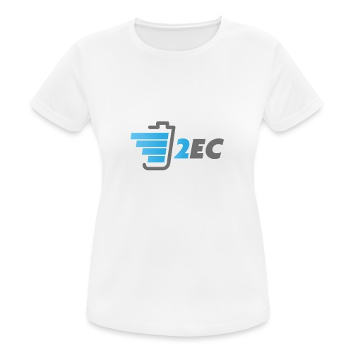 2EC Kollektion 2016 - Frauen T-Shirt atmungsaktiv