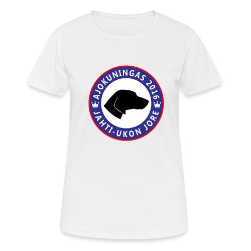 Ajokuningas t-paita - naisten tekninen t-paita