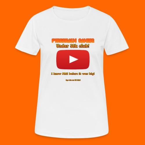 PRG 50k Tshirt - Women's Breathable T-Shirt