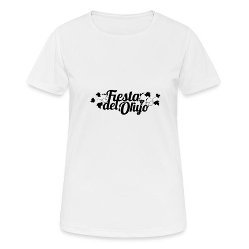Fiesta del Orujo - Camiseta mujer transpirable