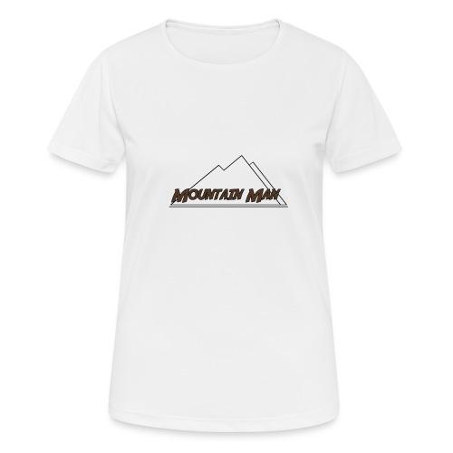 Mountain Man - Frauen T-Shirt atmungsaktiv