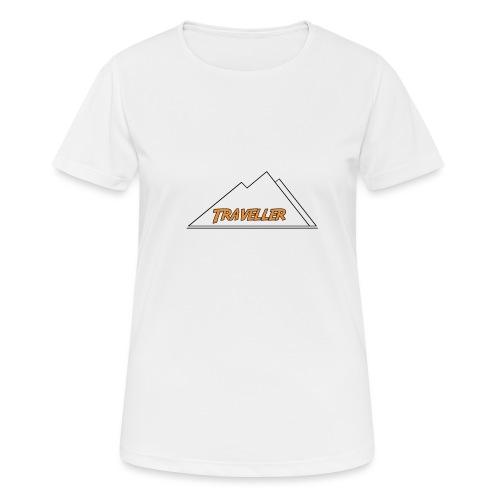 Traveller - Frauen T-Shirt atmungsaktiv
