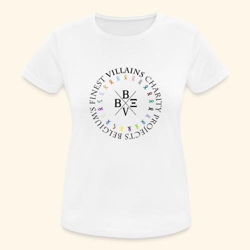 BVBE Charity Projects - Women's Breathable T-Shirt