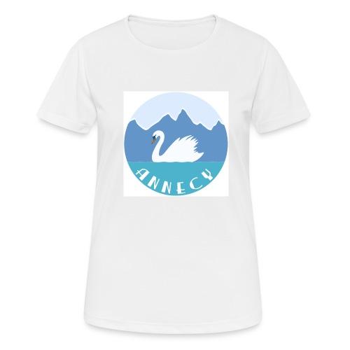 annecyviolet - T-shirt respirant Femme