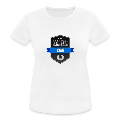 TFS Bannière - T-shirt respirant Femme