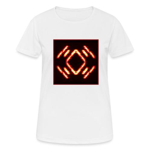 Lichtertanz #2 - Frauen T-Shirt atmungsaktiv