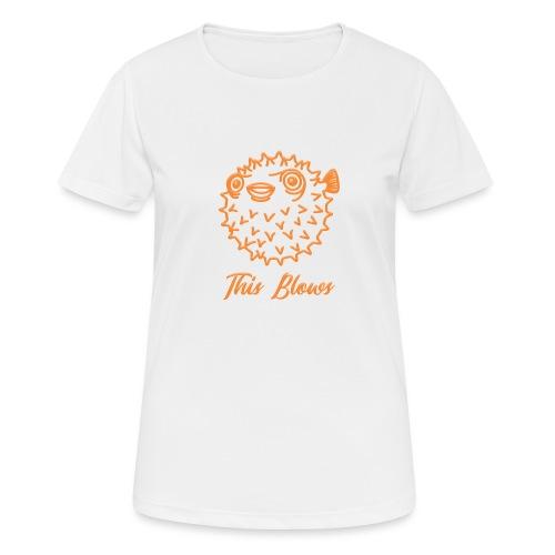 puffer - Women's Breathable T-Shirt
