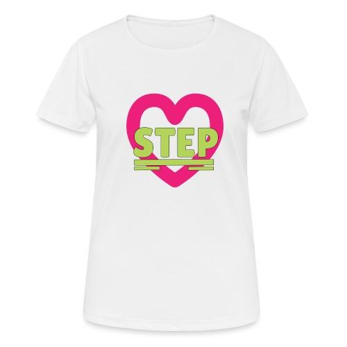 lovestep - Women's Breathable T-Shirt