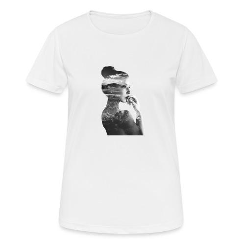 Femme - T-shirt respirant Femme
