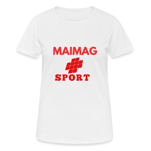 Diseños maimag - Camiseta mujer transpirable