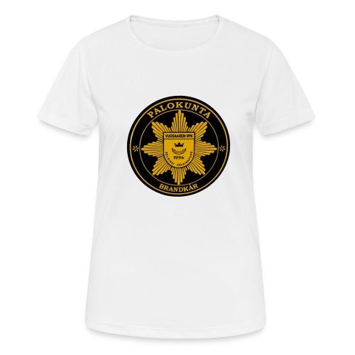 vvpk - naisten tekninen t-paita