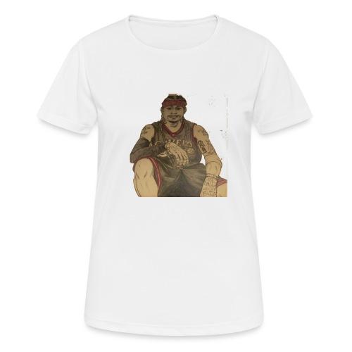 jugador - Camiseta mujer transpirable