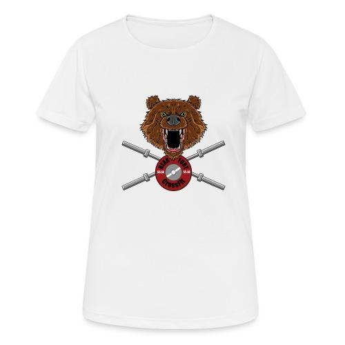 Bear Fury Crossfit - T-shirt respirant Femme
