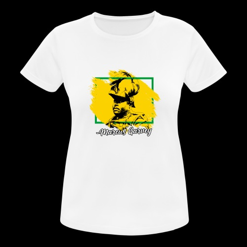 MARCUS GARVEY by Reggae-Clothing.com - Frauen T-Shirt atmungsaktiv