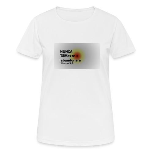 frases para camisetas Abuins - Camiseta mujer transpirable