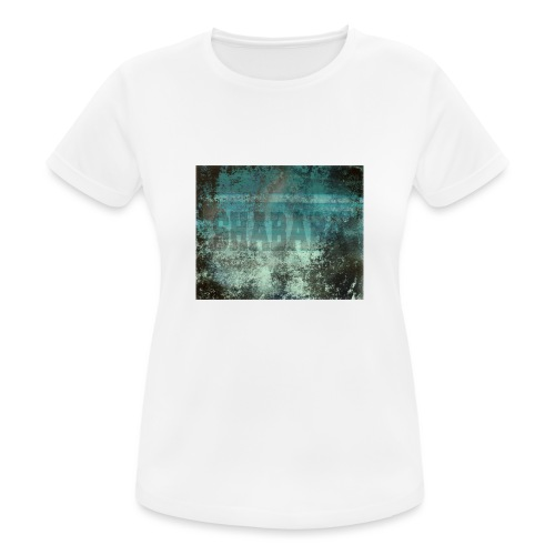 Shababa Tshirt - Dame T-shirt svedtransporterende
