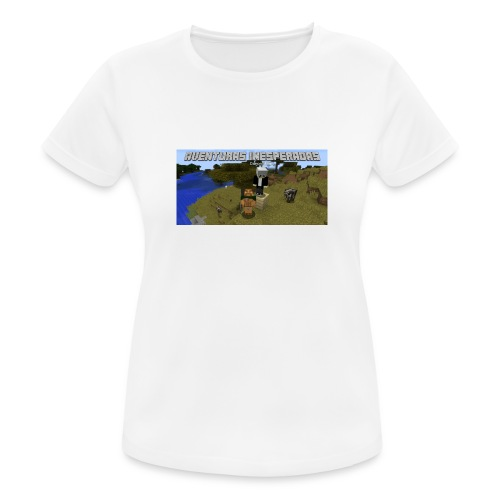 minecraft - Women's Breathable T-Shirt