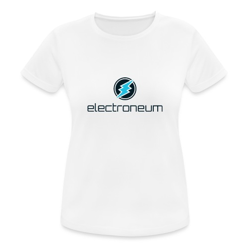 Electroneum - Women's Breathable T-Shirt