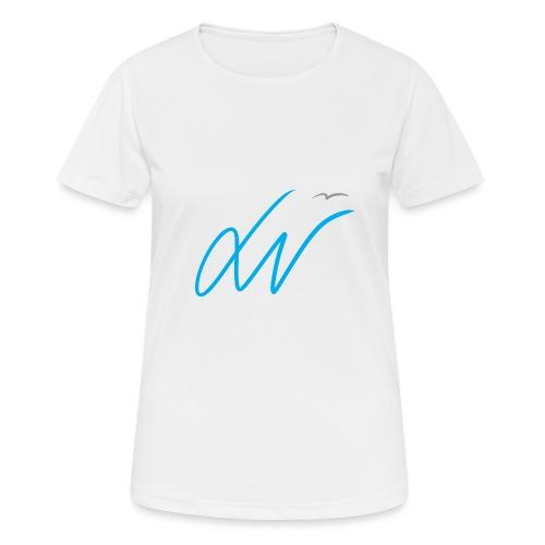 LavoroMeglio - Maglietta da donna traspirante